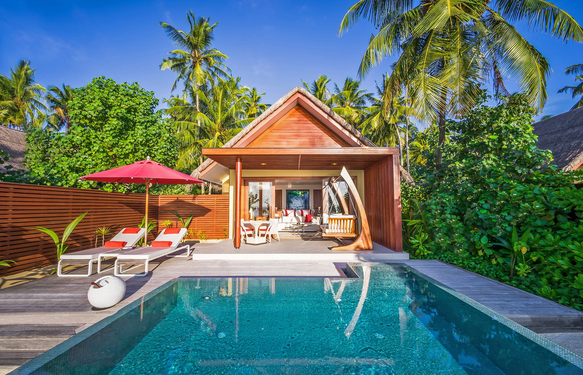 Niyama Private Islands Maldives. Hotel Review by TravelPlusStyle. Photo © NIYAMA