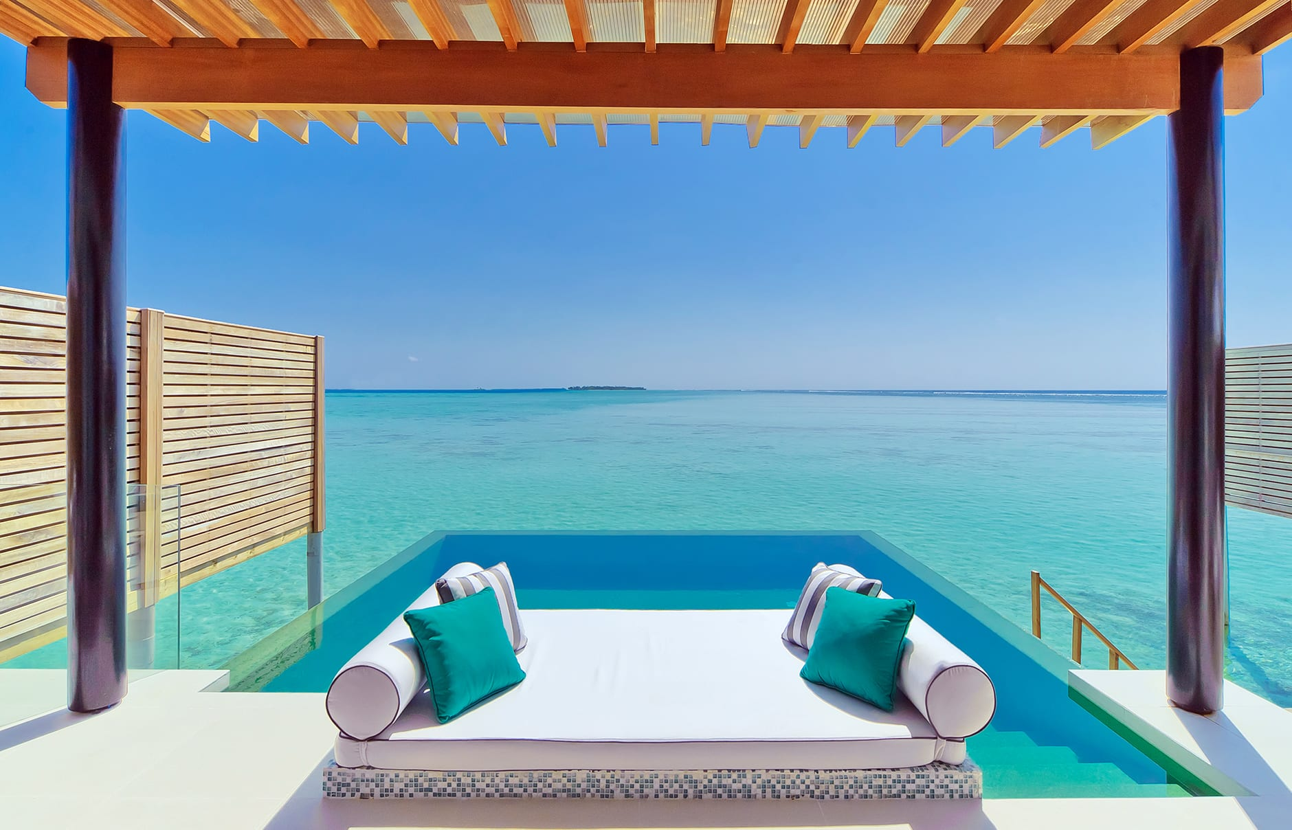 Water Studio. Niyama Private Islands Maldives. Hotel Review by TravelPlusStyle. Photo © NIYAMA