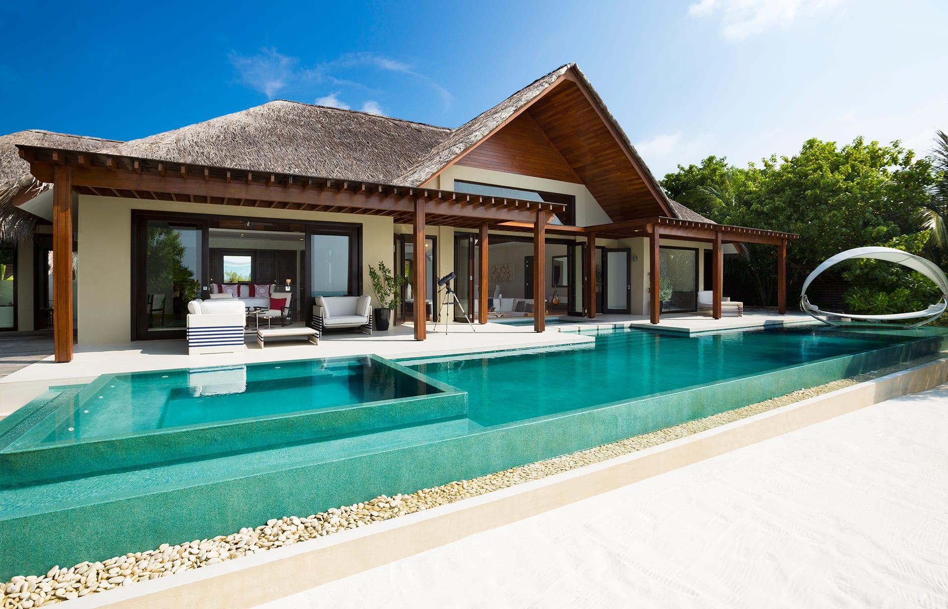 Beach Pavilion. Niyama, Maldives. © Per AQUUM