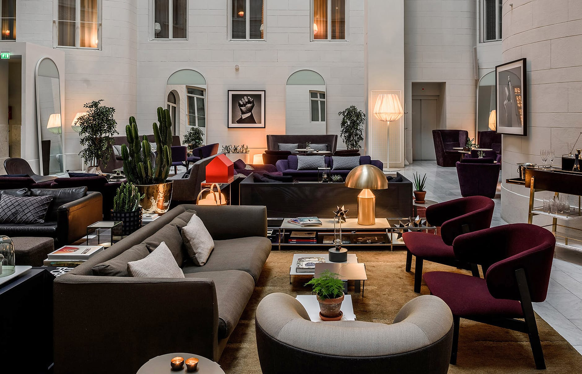Nobis Hotel, Stockholm, Sweden. Photo © Nobis Hotel