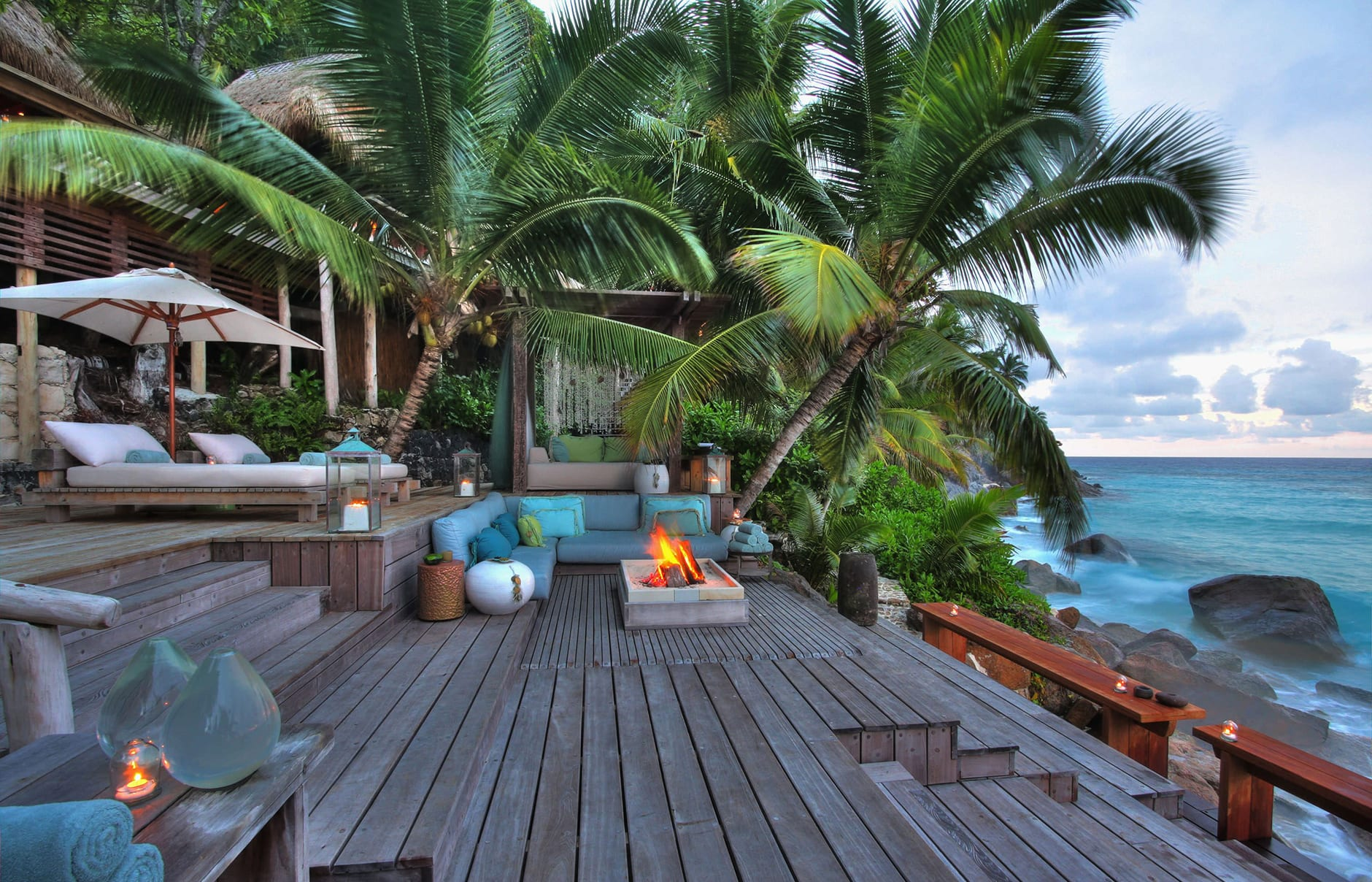 North Island, a Luxury Collection Resort, Seychelles. Luxury Hotel Review by TravelPlusStyle. Photo © North Island