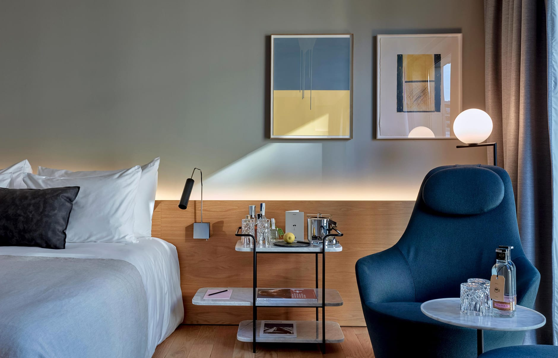 Sir Victor Hotel, Barcelona, Spain. Hotel Review by TravelPlusStyle. Photo © Sir Hotels