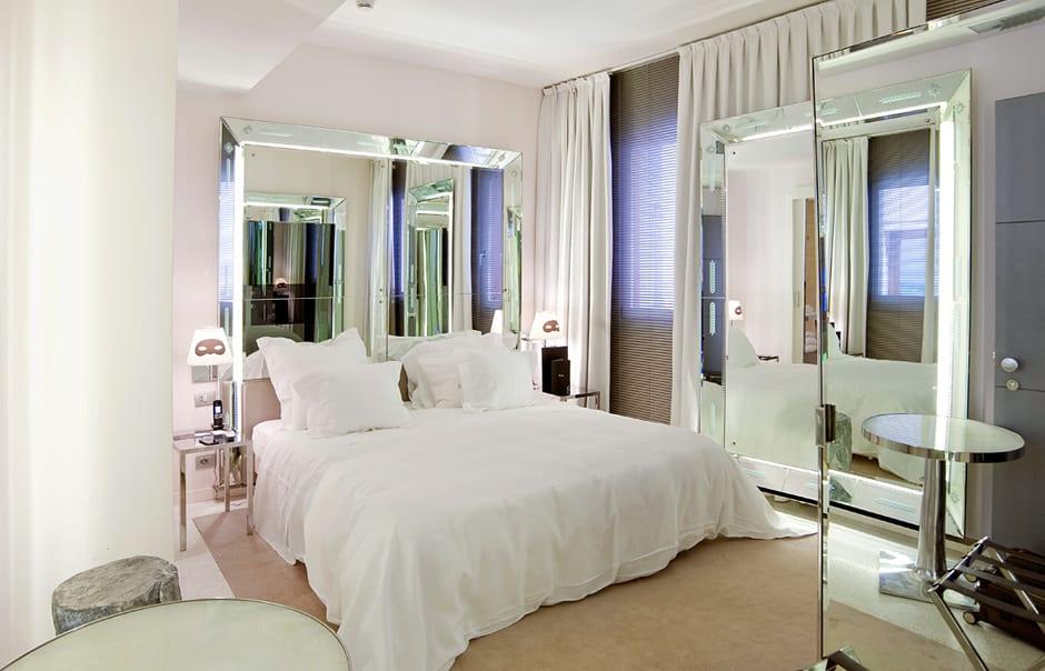 Suite. PalazzinaG, Venice, Italy. © Palazzina G