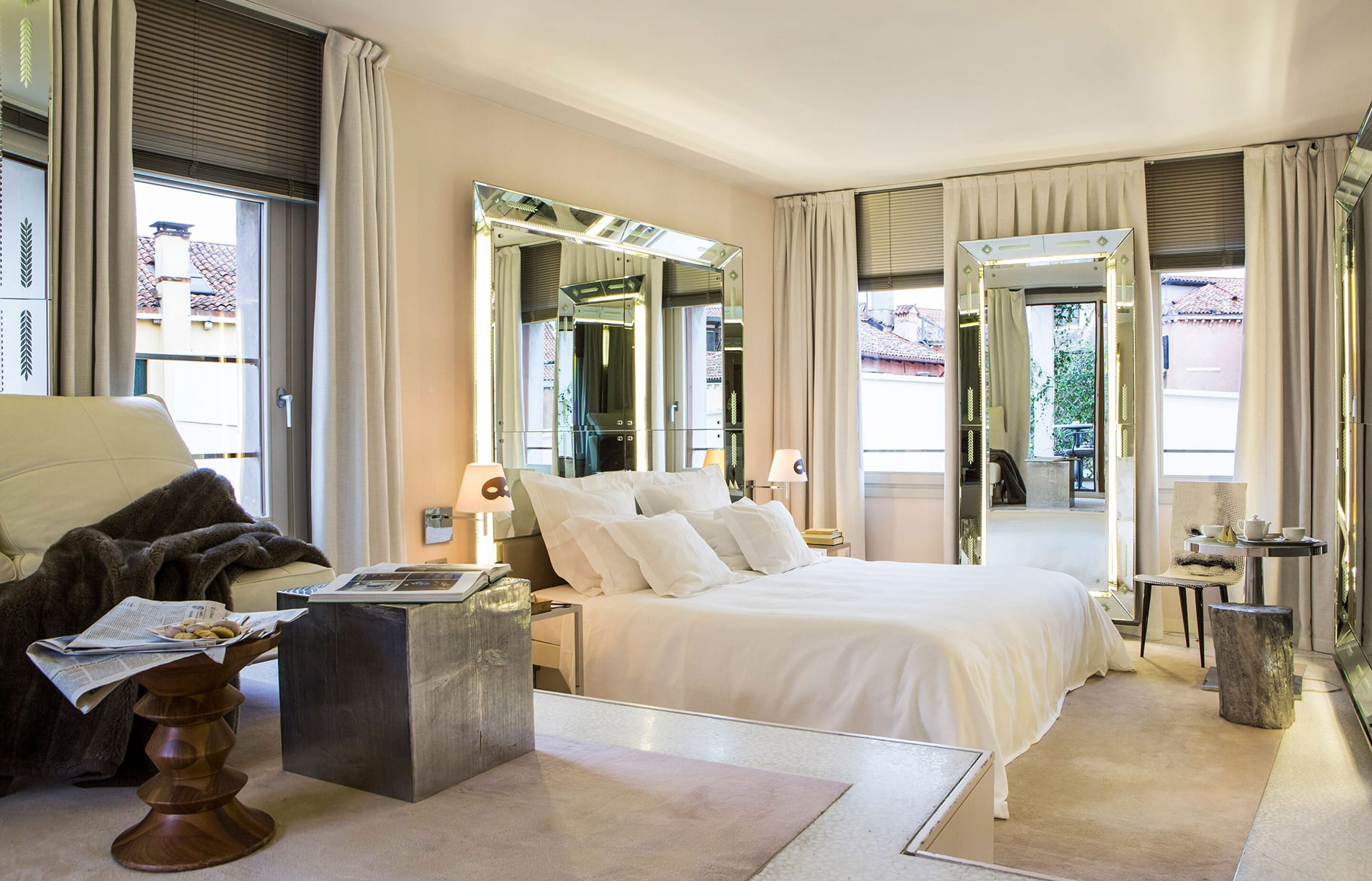 Palazzina Grassi, Venice, Italy. Hotel Review by TravelPlusStyle. Photo © Palazzina G
