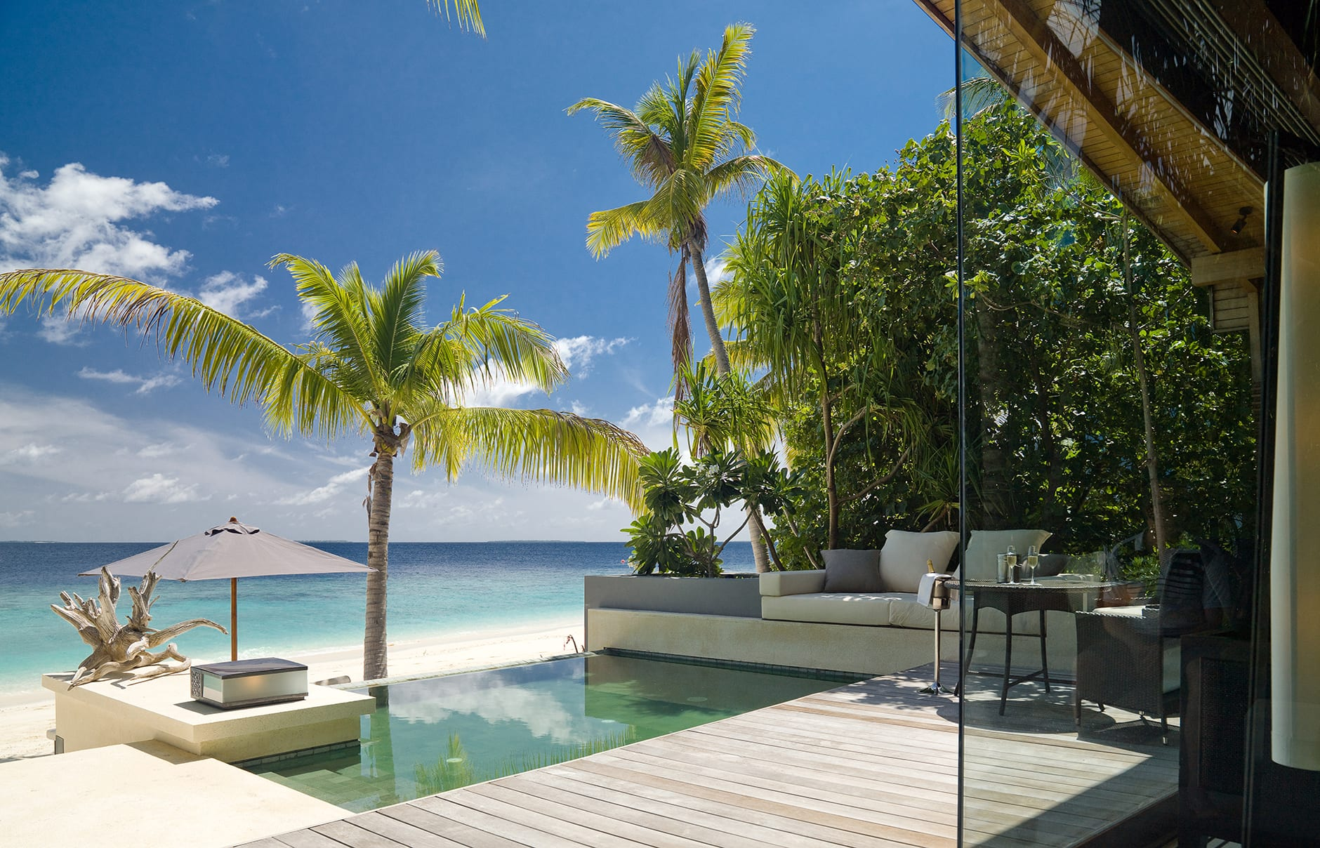 Park Hyatt Maldives, Hadahaa. Island Villa © Hyatt Corporation