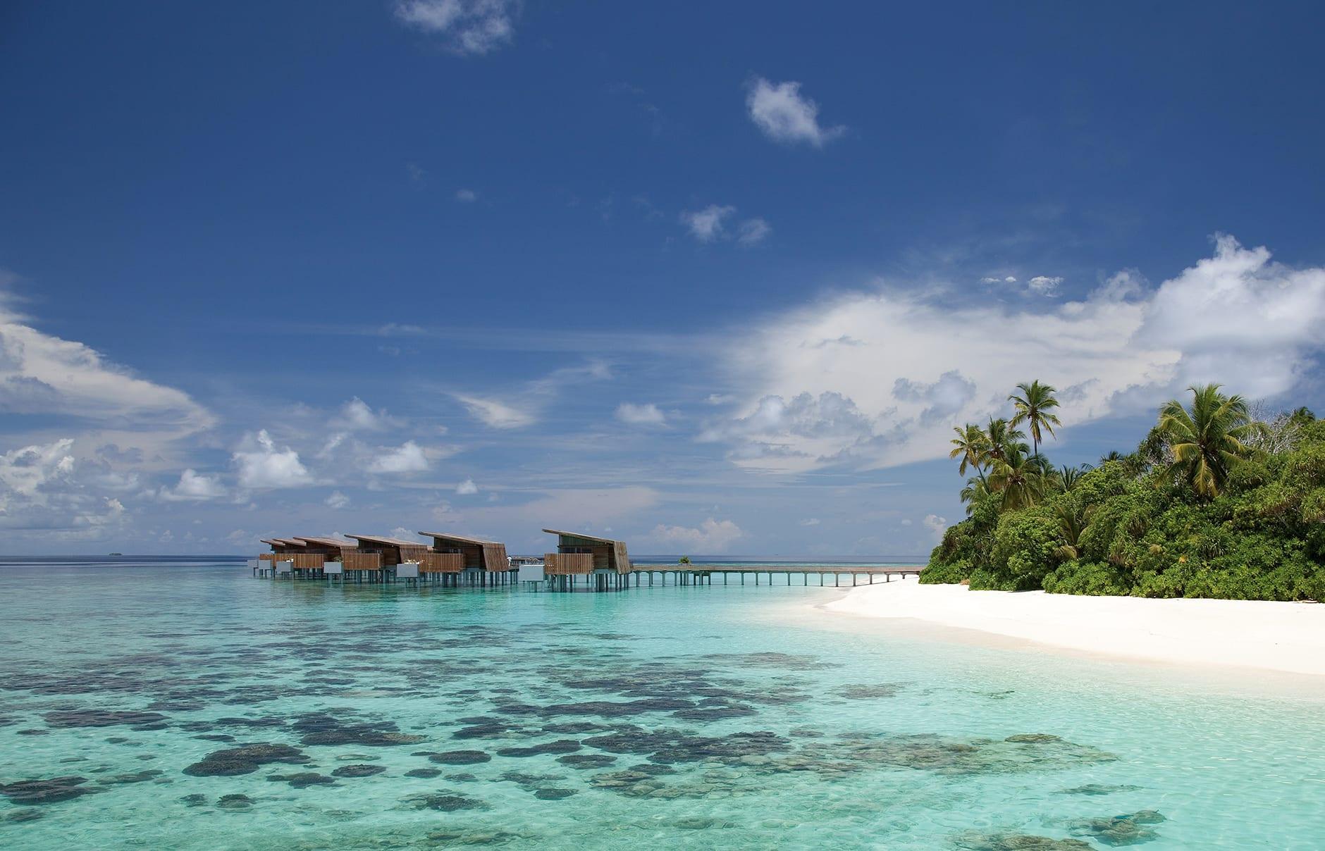 Park Hyatt Maldives, Hadahaa, Maldives. Hotel Review by TravelPlusStyle. Photo © Hyatt Corporation