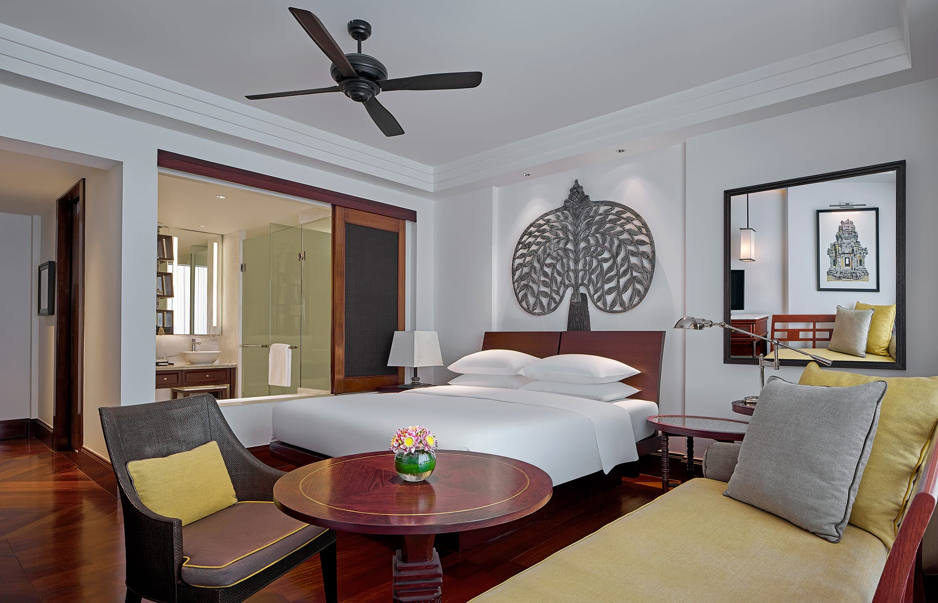 Park Hyatt Siem Reap, Cambodia. Hotel Review by TravelPlusStyle. Photo © Hyatt Corporation
