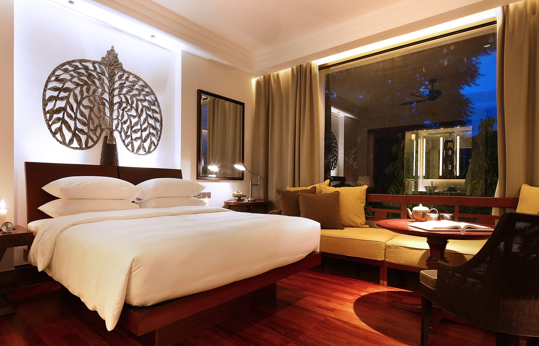 Park Hyatt Siem Reap, Cambodia. © Hyatt Corporation