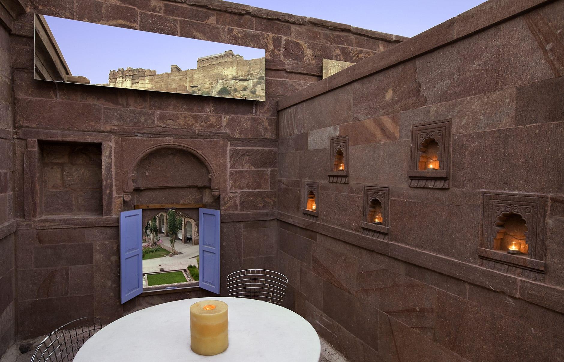 Heritage Suite. Raas Jodhpur, India. © Rass