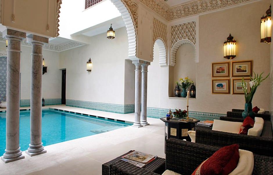 Spa. Riad Kniza, Marrakech. © Riad Kniza