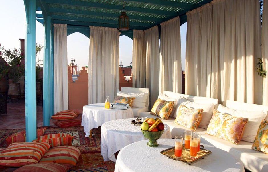 Riad Kniza, Marrakech. © Riad Kniza