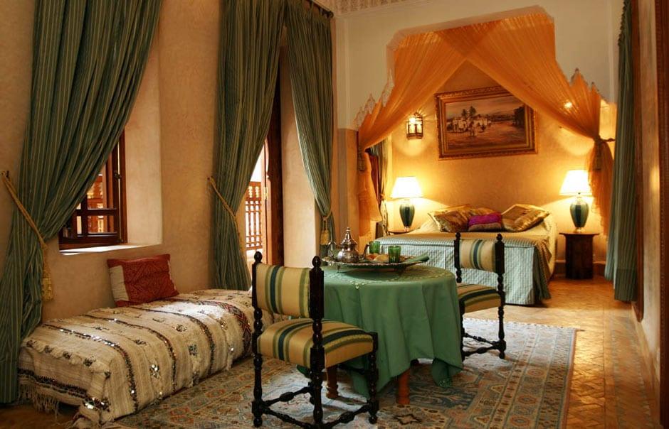 Riad kniza marrakech luxury hotels travelplusstyle for Hotel design marrakech