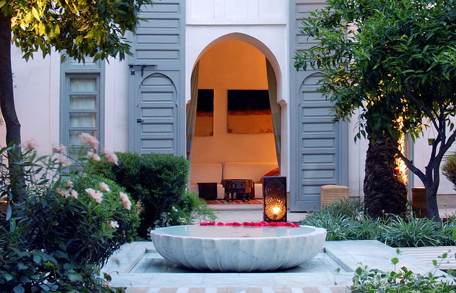 Riad Talaa 12, Marrakesh, Morocco. Hotel Review by TravelPlusStyle. Photo © Talaa 12