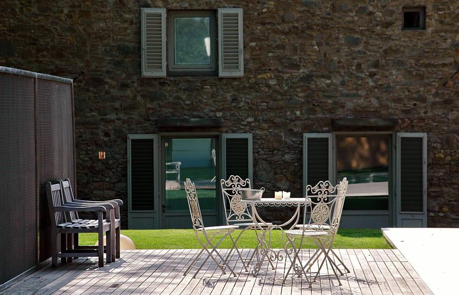 Garden. Riva Lofts Florence, Italy. © Riva Lofts