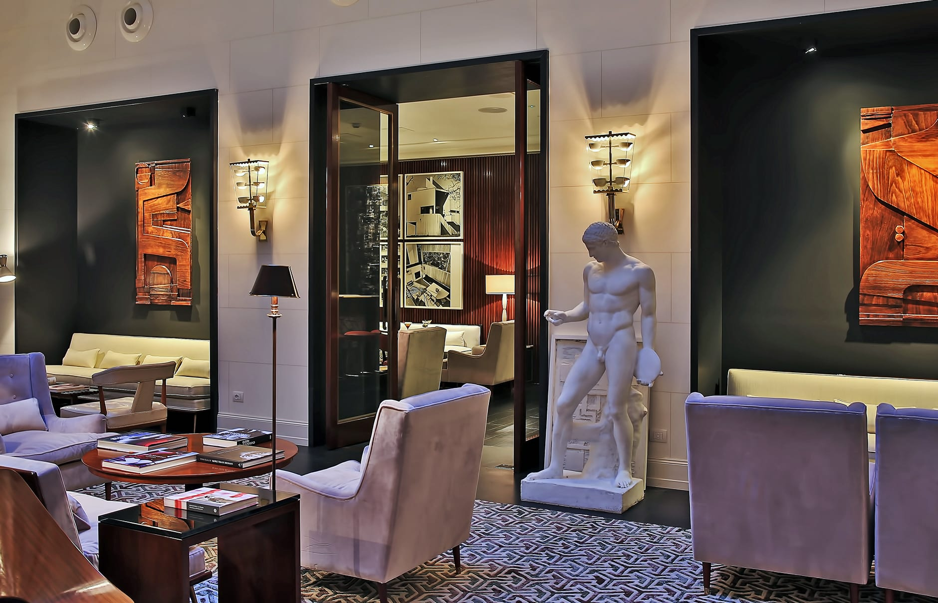 J.K. Place Roma, Rome, Italy. Hotel Review by TravelPlusStyle. Photo © J.K. Place Roma
