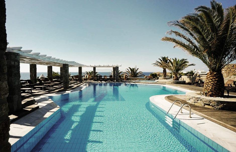 Pool. San Giorgio Mykonos a Design Hotels™ Project © SAN GIORGIO