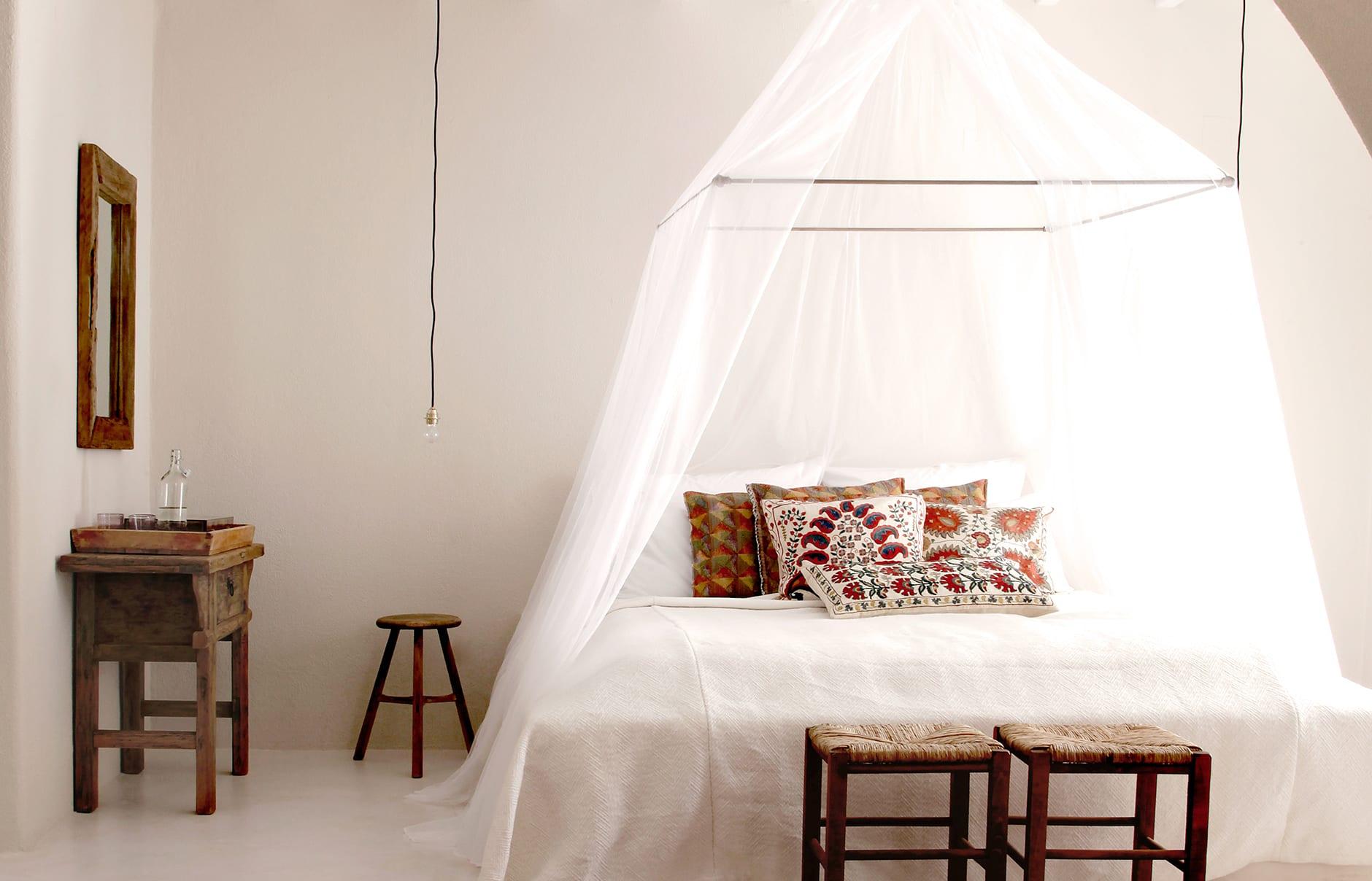 Famosa Suite. San Giorgio Mykonos a Design Hotels™ Project, Greece. © SAN GIORGIO