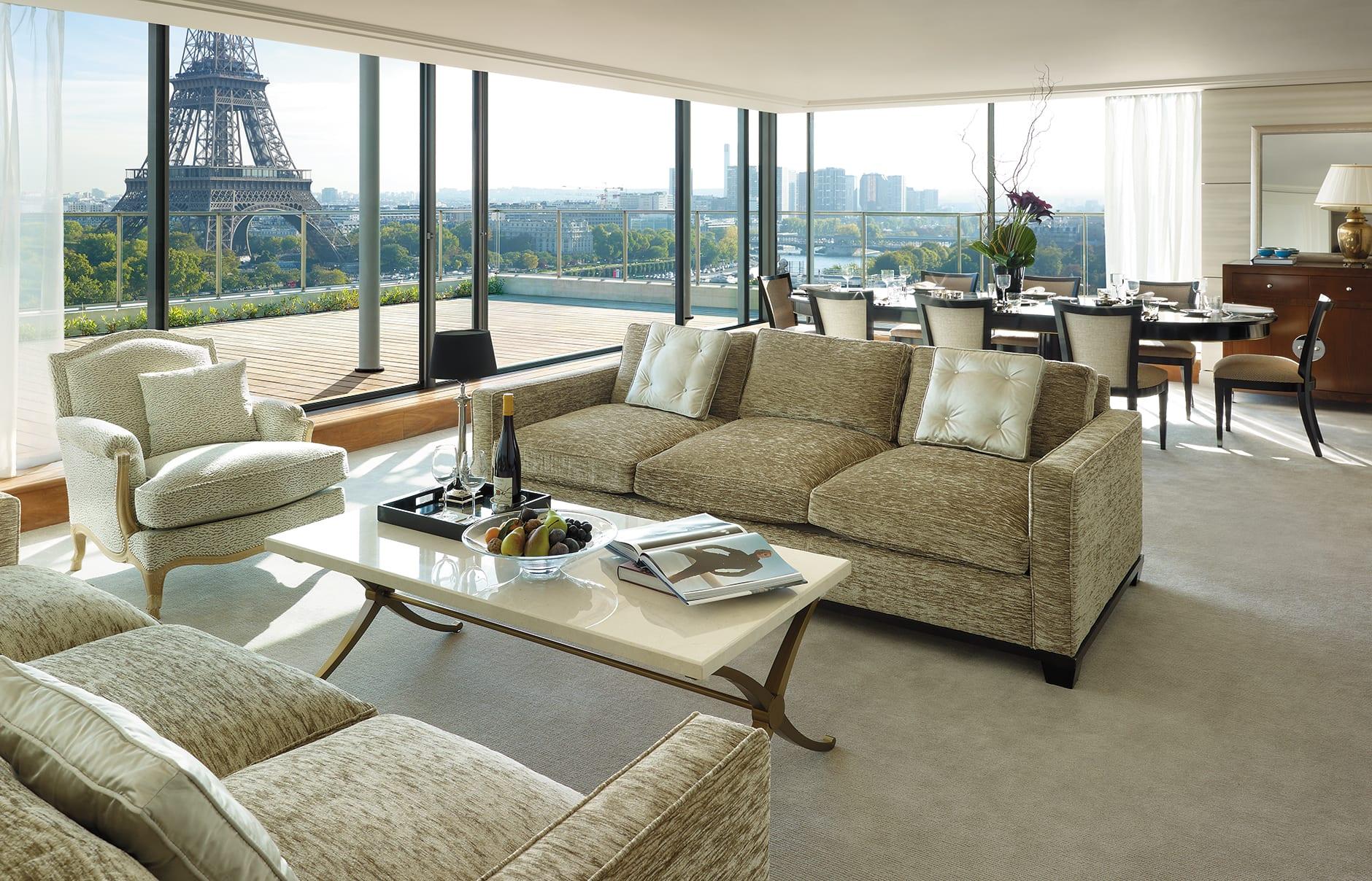 Shangri-La Hotel Paris, France. © Shangri-La