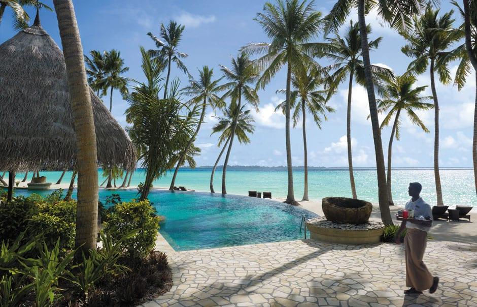 Shangri-La's Villingili Resort and Spa. © Shangri-La Hotels and Resorts