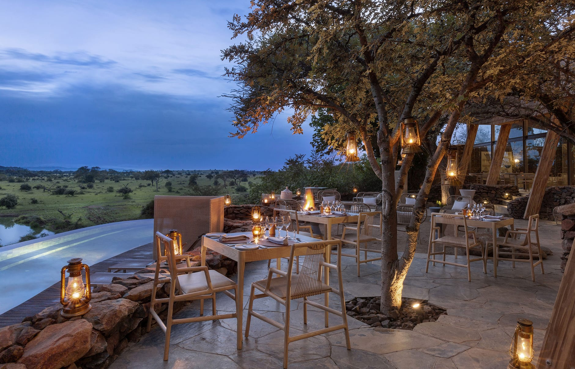 Singita Faru Faru Lodge 2020