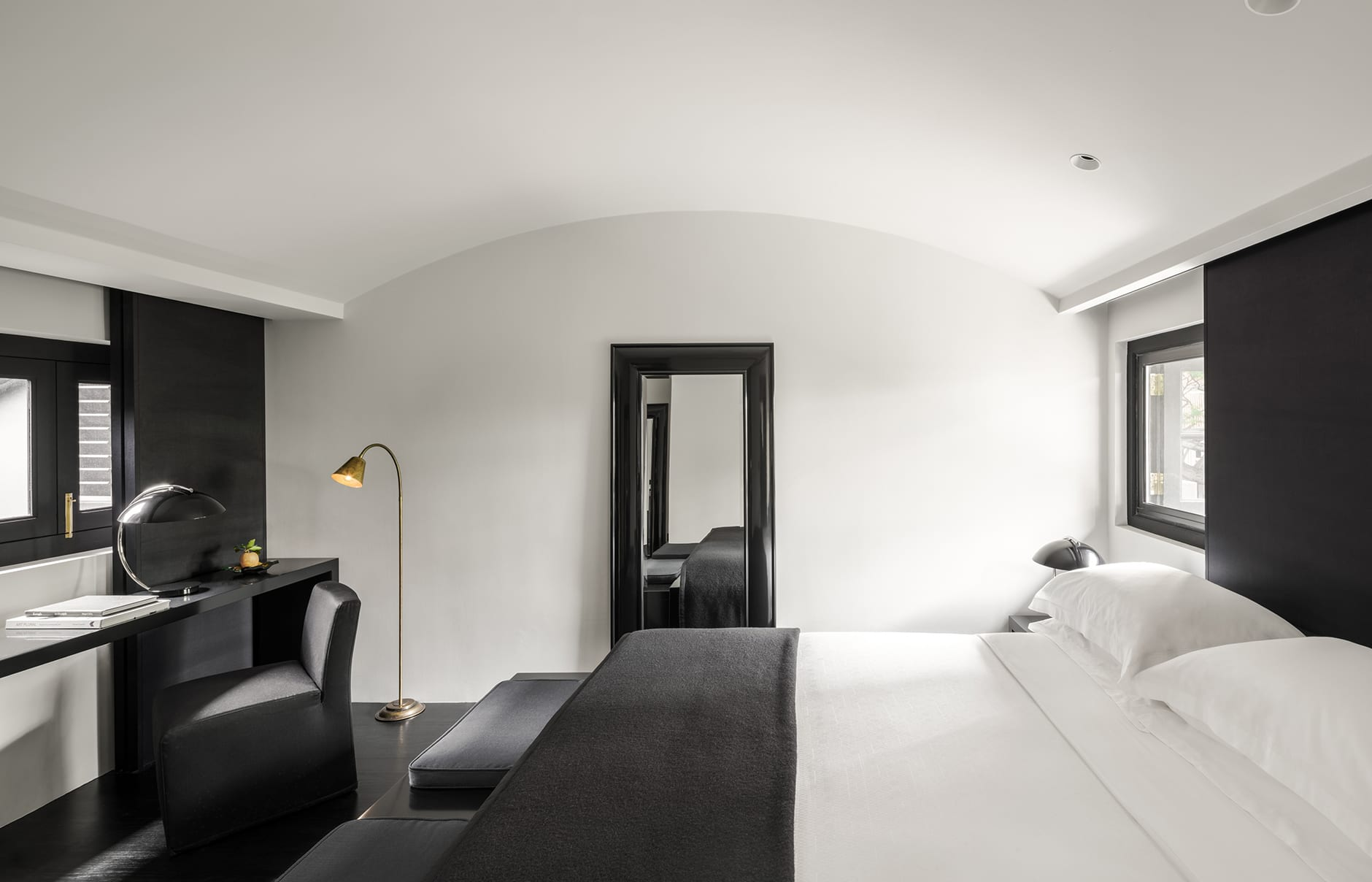 Six Senses Duxton, Singapore. Shophouse Room. Luxury Hotel Review by TravelPlusStyle. Photo © Six Senses Hotels Resorts Spas