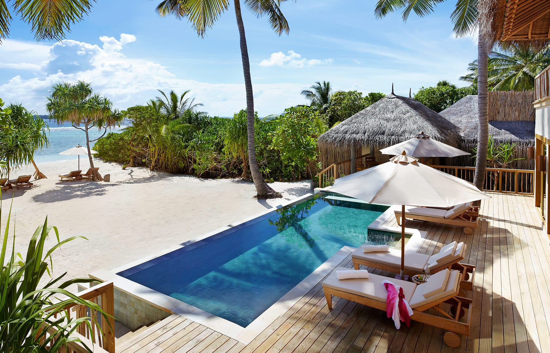 Luxury Pool Villas Maldives: Six Senses Laamu « Luxury Hotels TravelPlusStyle