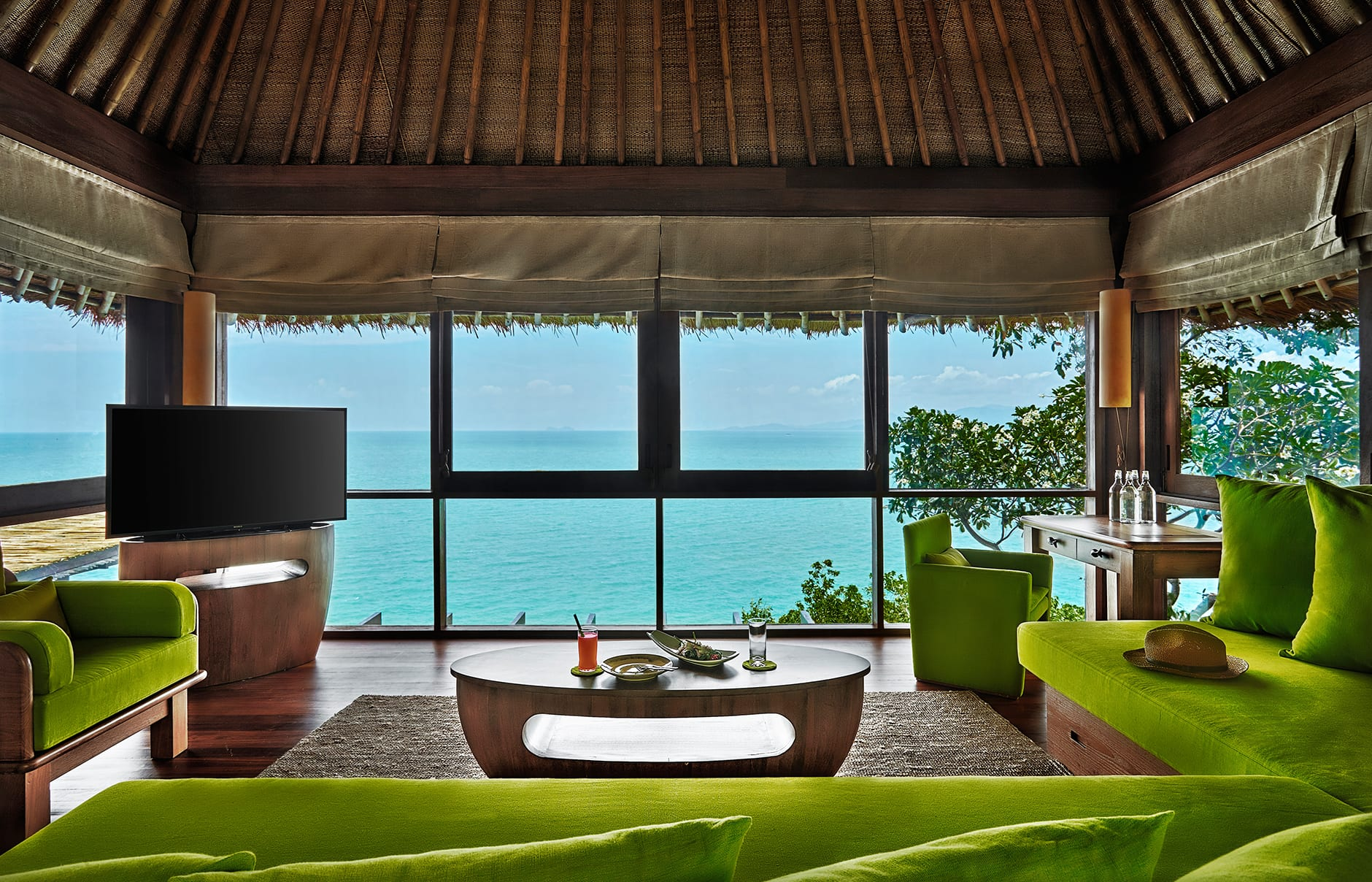 The Retreat. Six Senses Samui, Thailand. © Six Senses Resorts & Spas