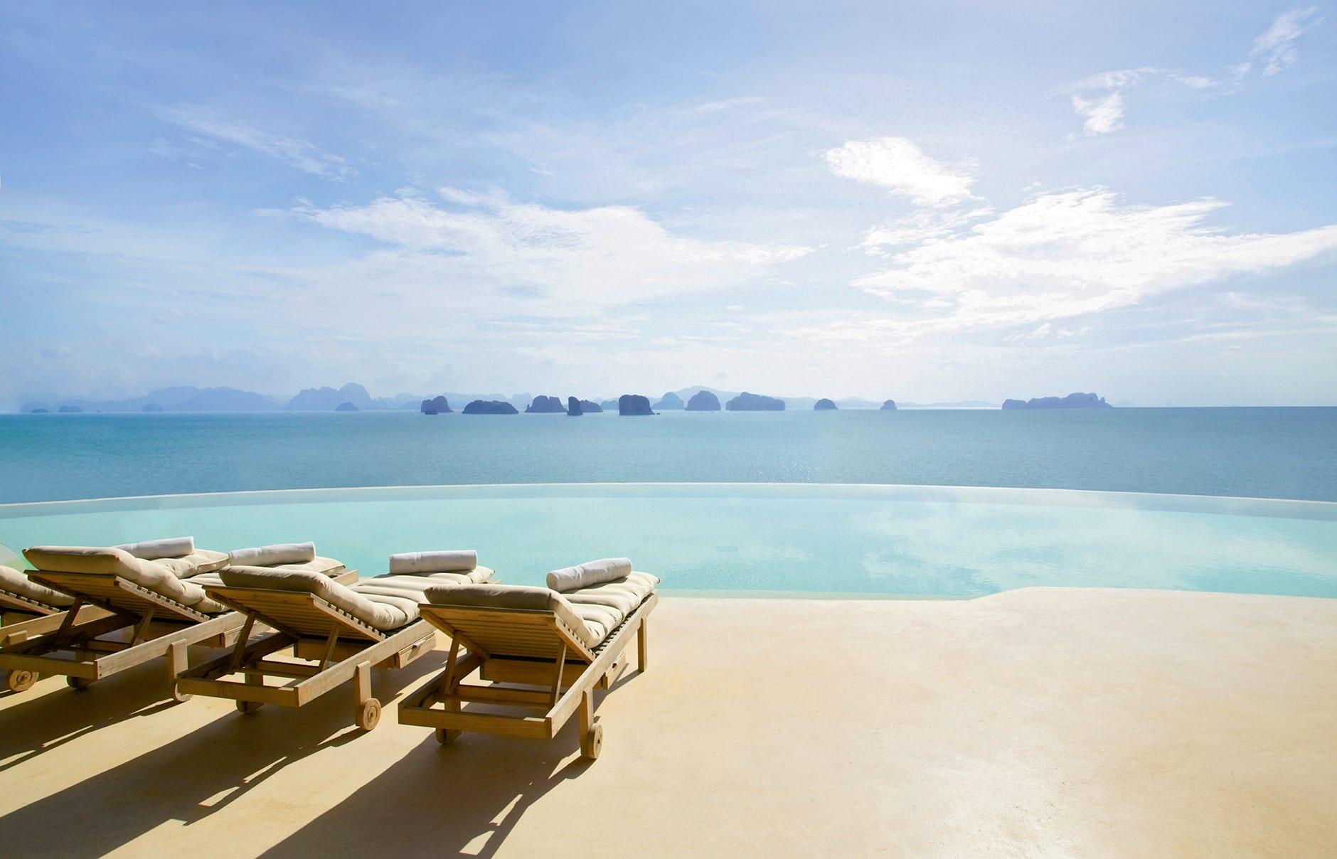 Hilltop Reserve. Six Senses Yao Noi Beyond Phuket, Thailand. © Six Senses Hotels Resorts Spas