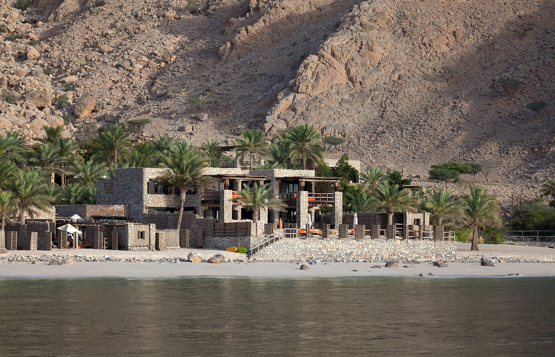Six Senses Zighy Bay, Musandam Peninsula, Oman. Luxury Hotel Review by TravelPlusStyle. Photo © Six Senses
