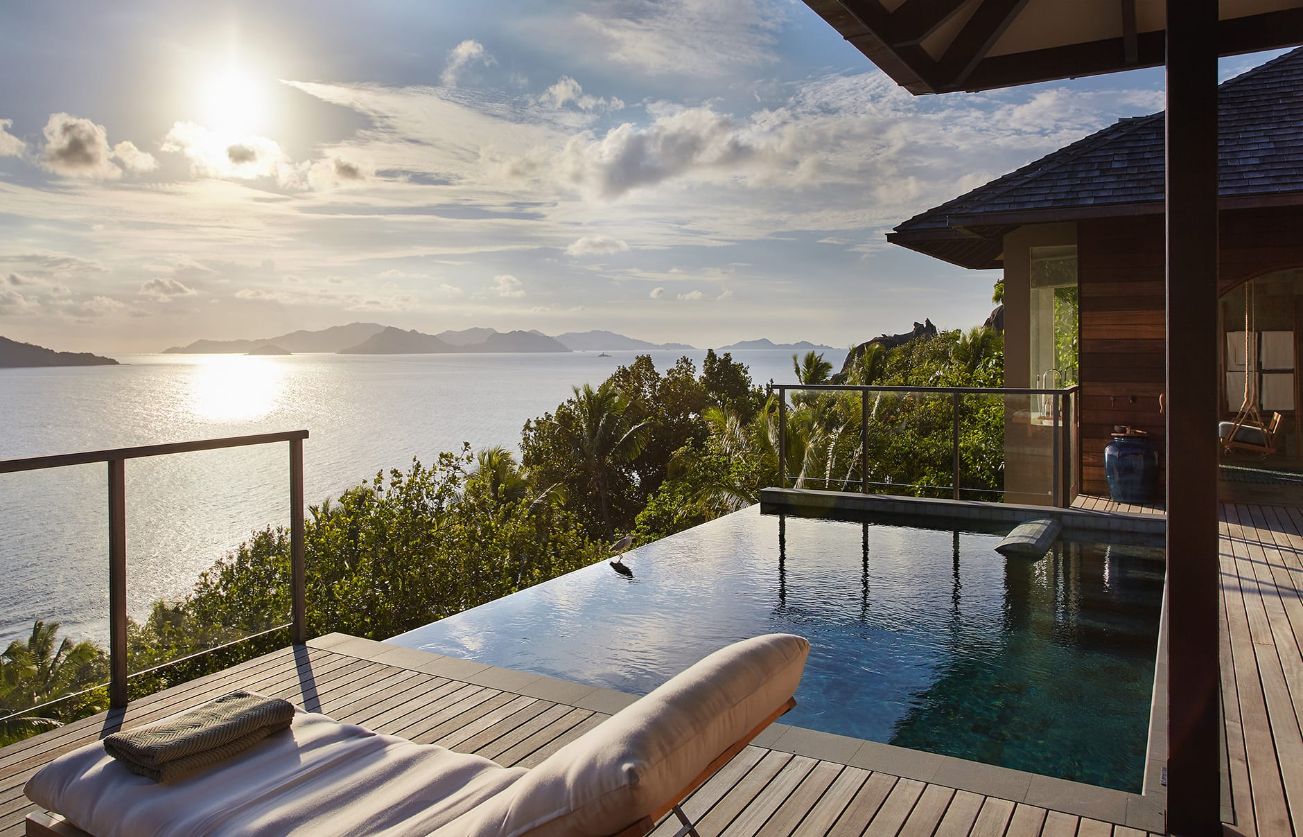 Six Senses Zil Pasyon, Félicité Island, Seychelles. Luxury Hotel Review by TravelPlusStyle. Photo © Six Senses