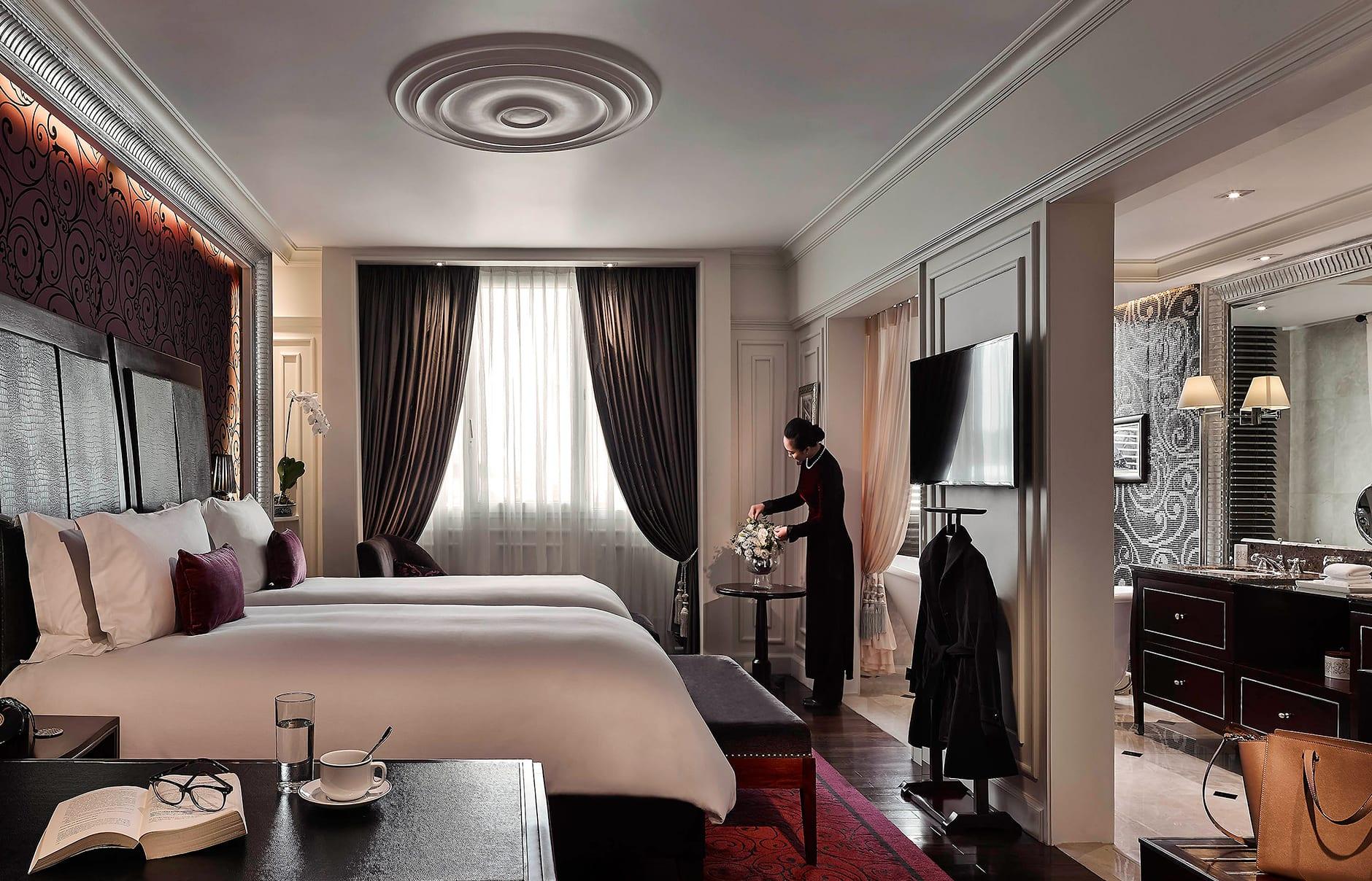 Sofitel Legend Metropole Hanoi, Vietnam. Luxury Hotel Review by TravelPlusStyle. Photo © AccorHotels