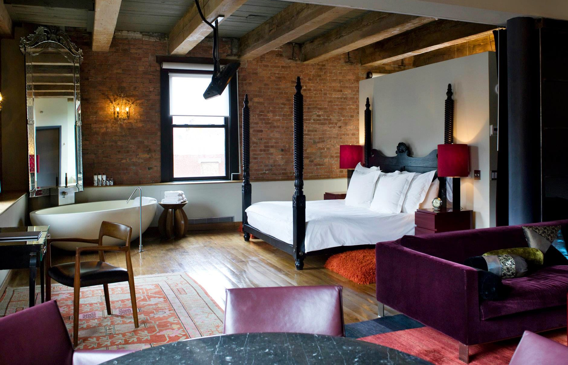 soho house new york luxury hotels travelplusstyle
