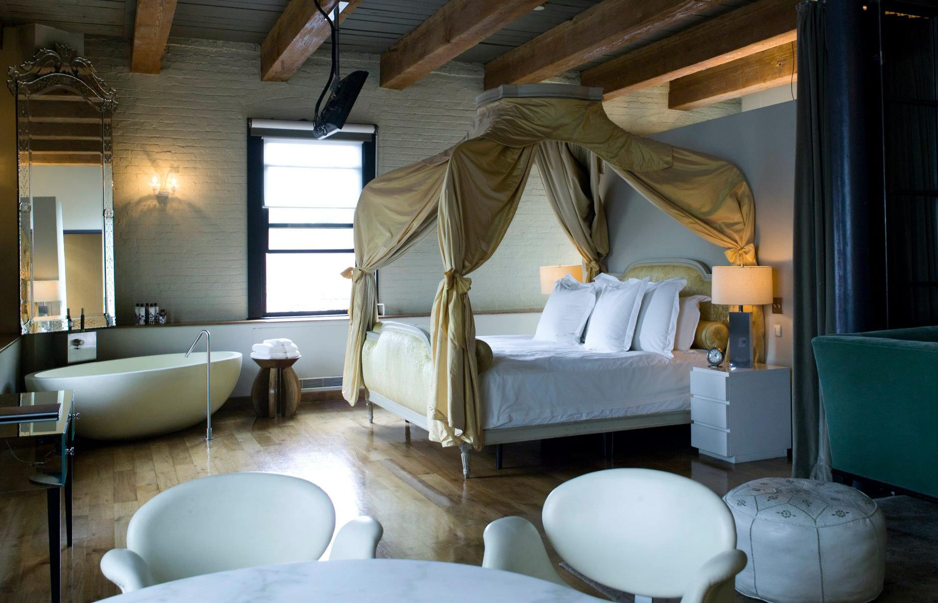 Big Bedroom. Soho House New York. © Soho House