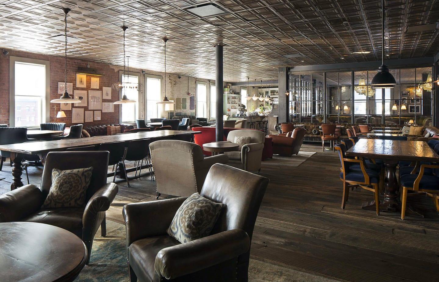 Soho House New York 171 Luxury Hotels Travelplusstyle