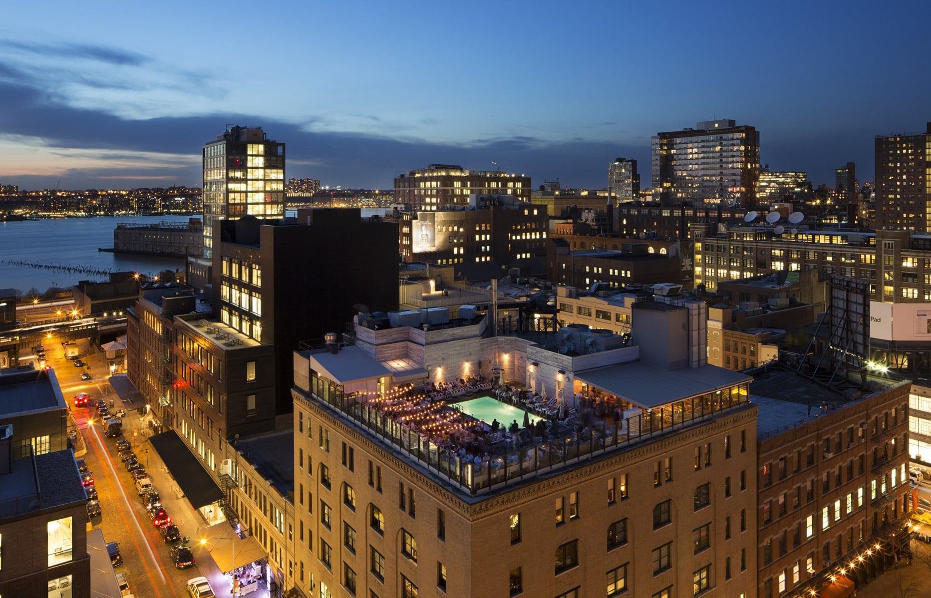 Soho House New York « Luxury Hotels TravelPlusStyle