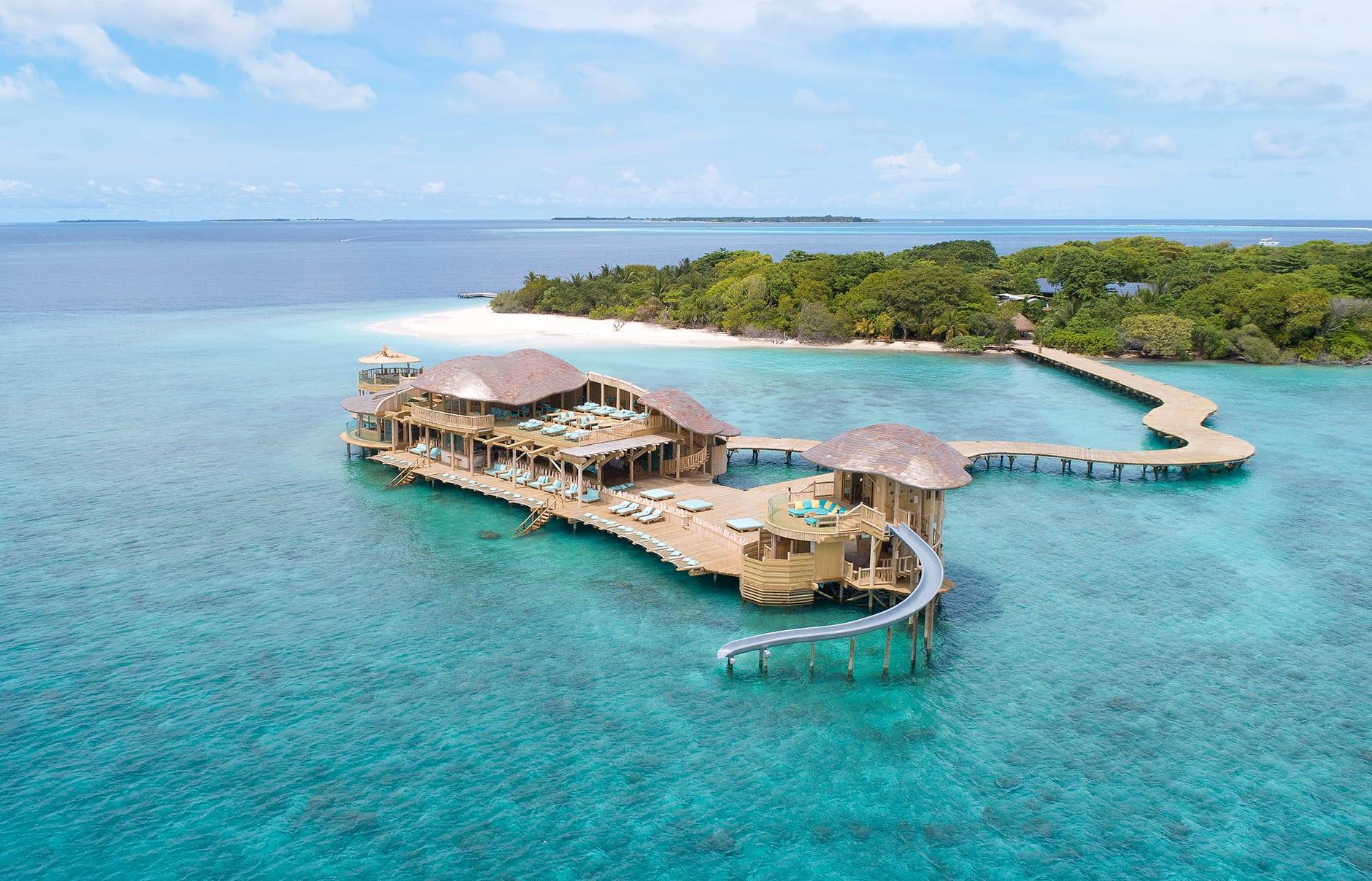 Soneva Fushi, Maldives. Luxury Hotel Review by TravelPlusStyle. © Soneva