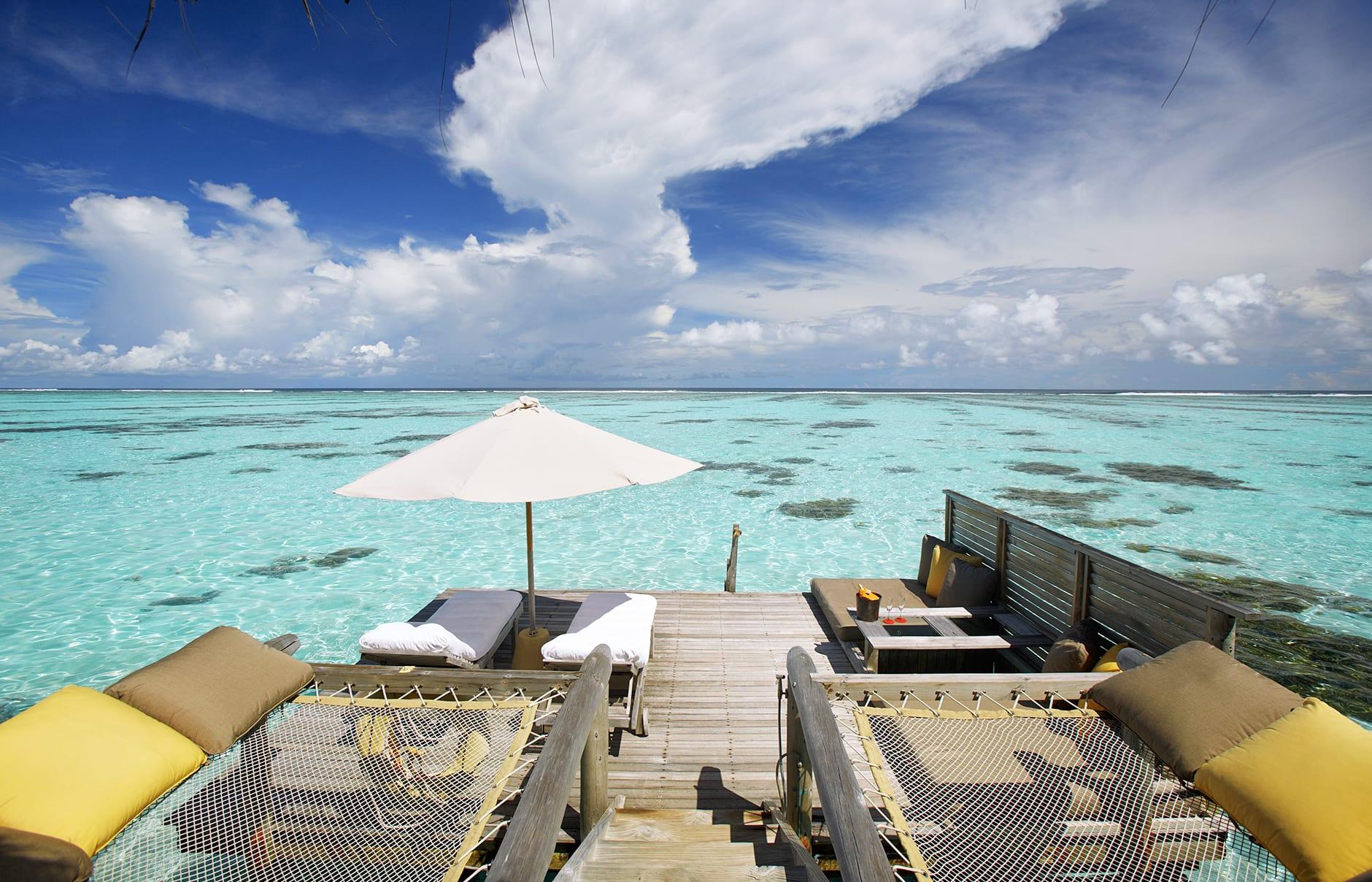 Gili Lankanfushi, Maldives. Luxury Hotel Review by TravelPlusStyle. Photo © HPL Hotels & Resorts