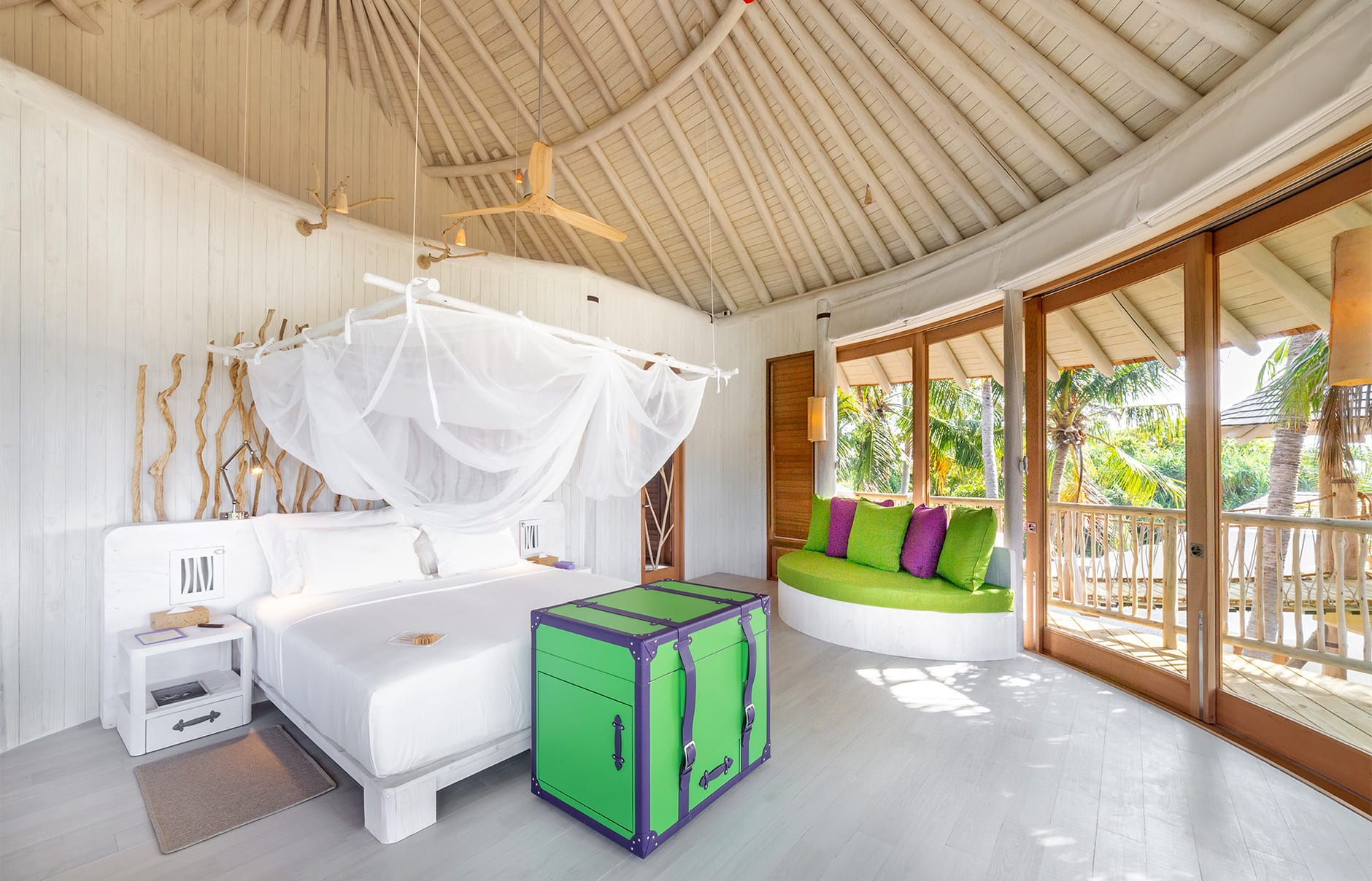 Soneva Jani, Medhufaru Island, Noonu Atoll, Maldives. Luxury Hotel Review by TravelPlusStyle. Photo © Soneva
