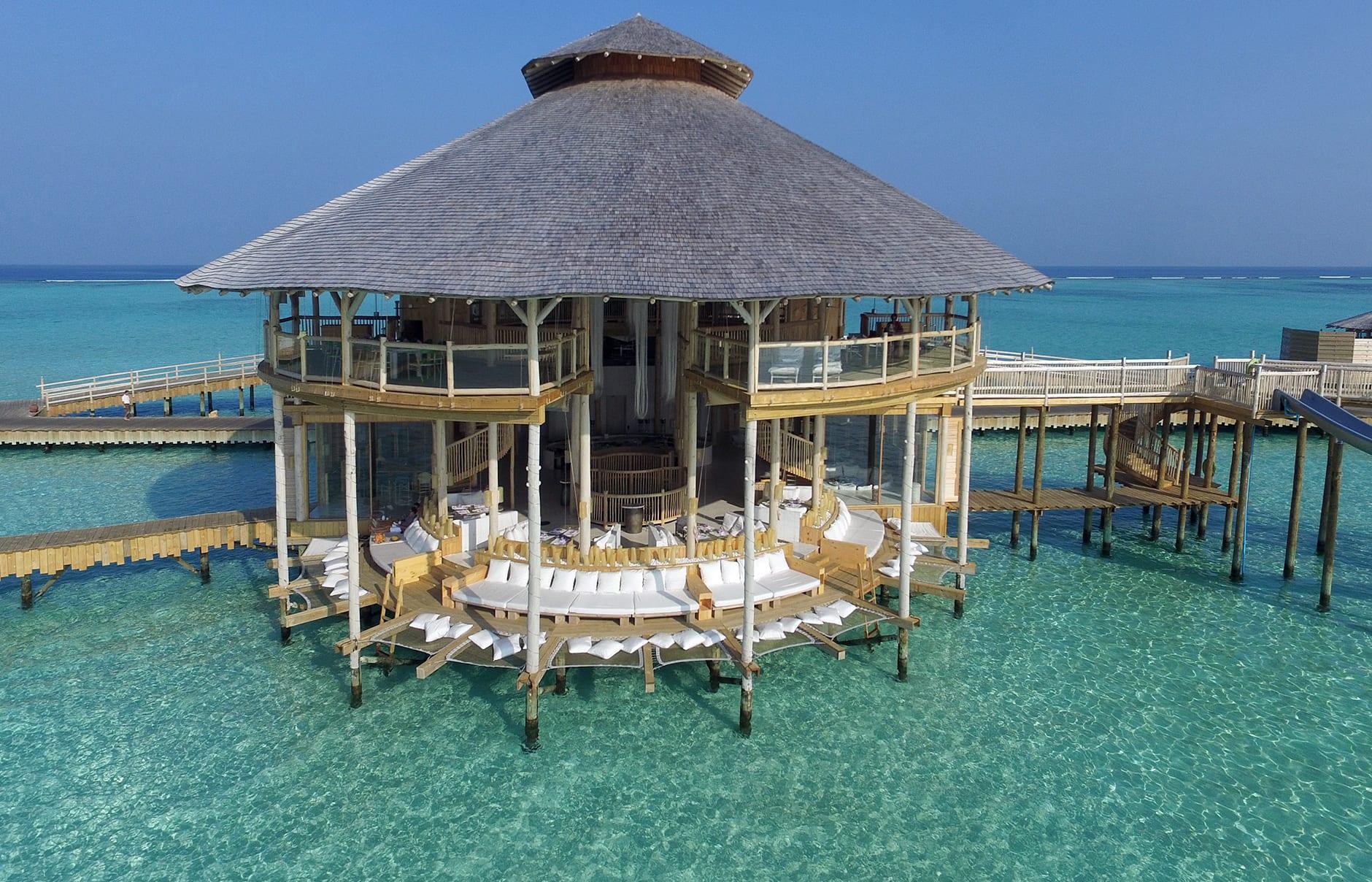 Soneva Jani, Maldives. © Soneva