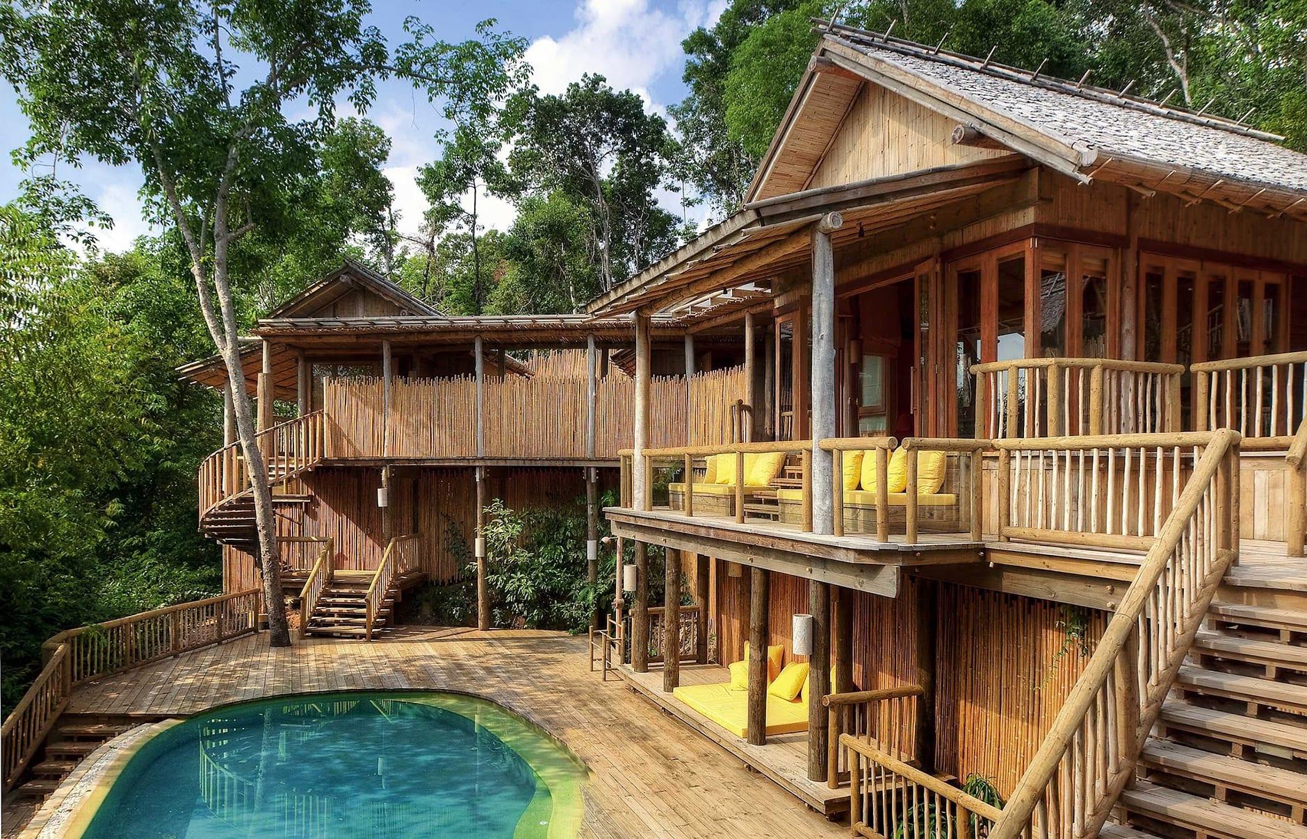 Hill Pool Villa. Soneva Kiri, Koh Kood, Thailand. © Soneva.com