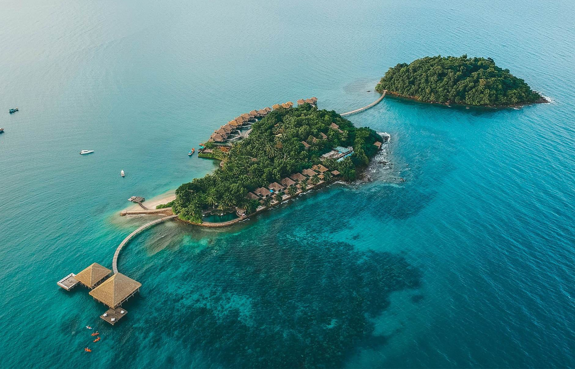 Song Saa Private Island, Koh Rong Archipelago, Cambodia. Hotel Review by TravelPlusStyle. Photo © Song Saa