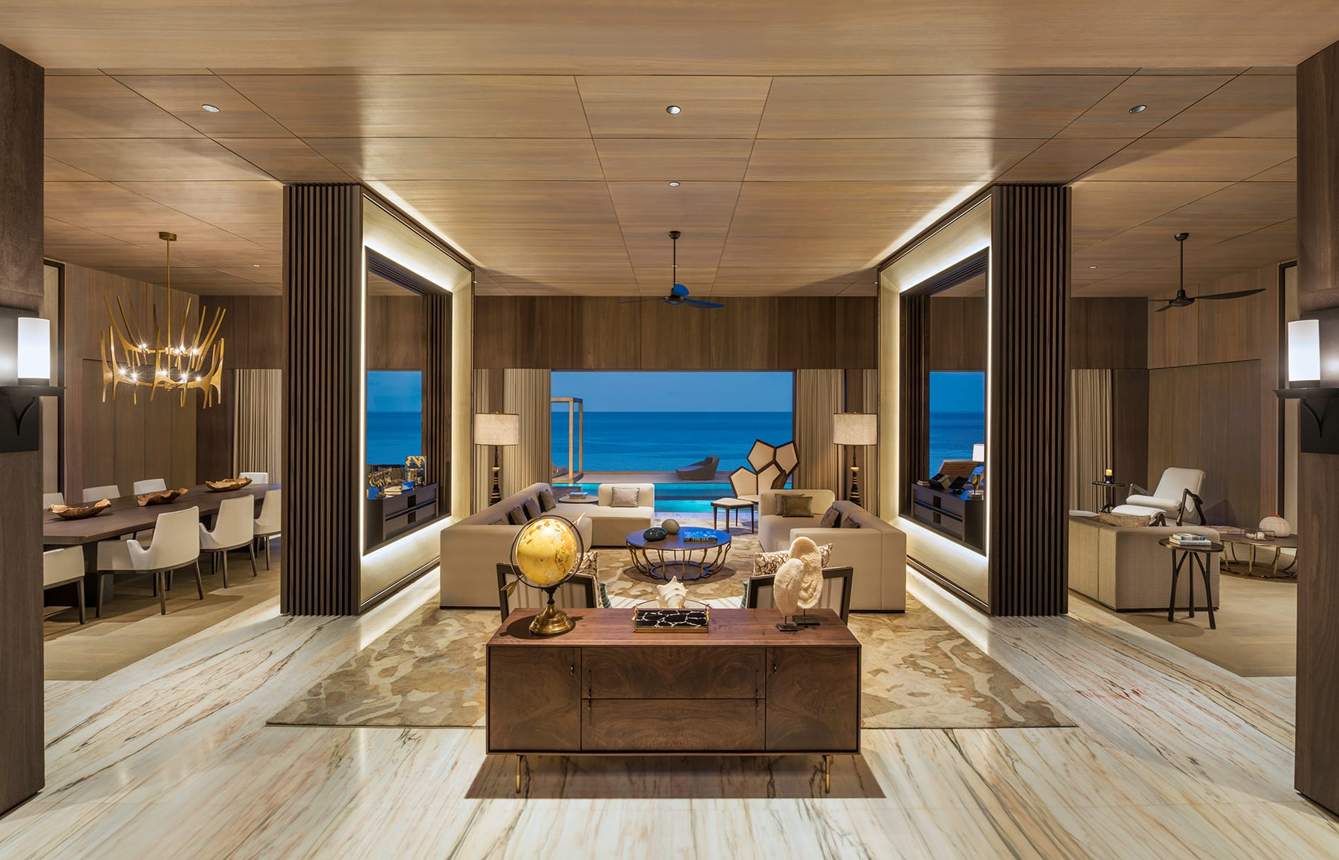 The St. Regis Maldives Vommuli Resort, Maldives. © Marriott International, Inc.