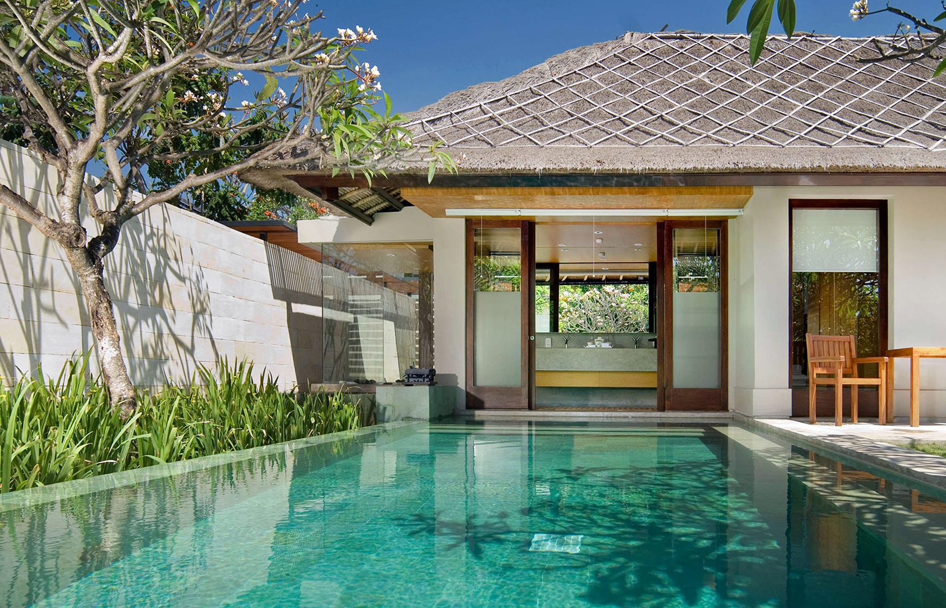 The Balé Nusa Dua, Bali, Indonesia. Hotel Review by TravelPlusStyle. Photo © The Balé