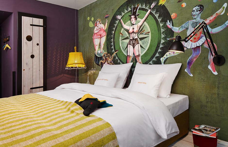 M-Room. The 25hours Hotel Vienna, Austria. © 25hours Hotels