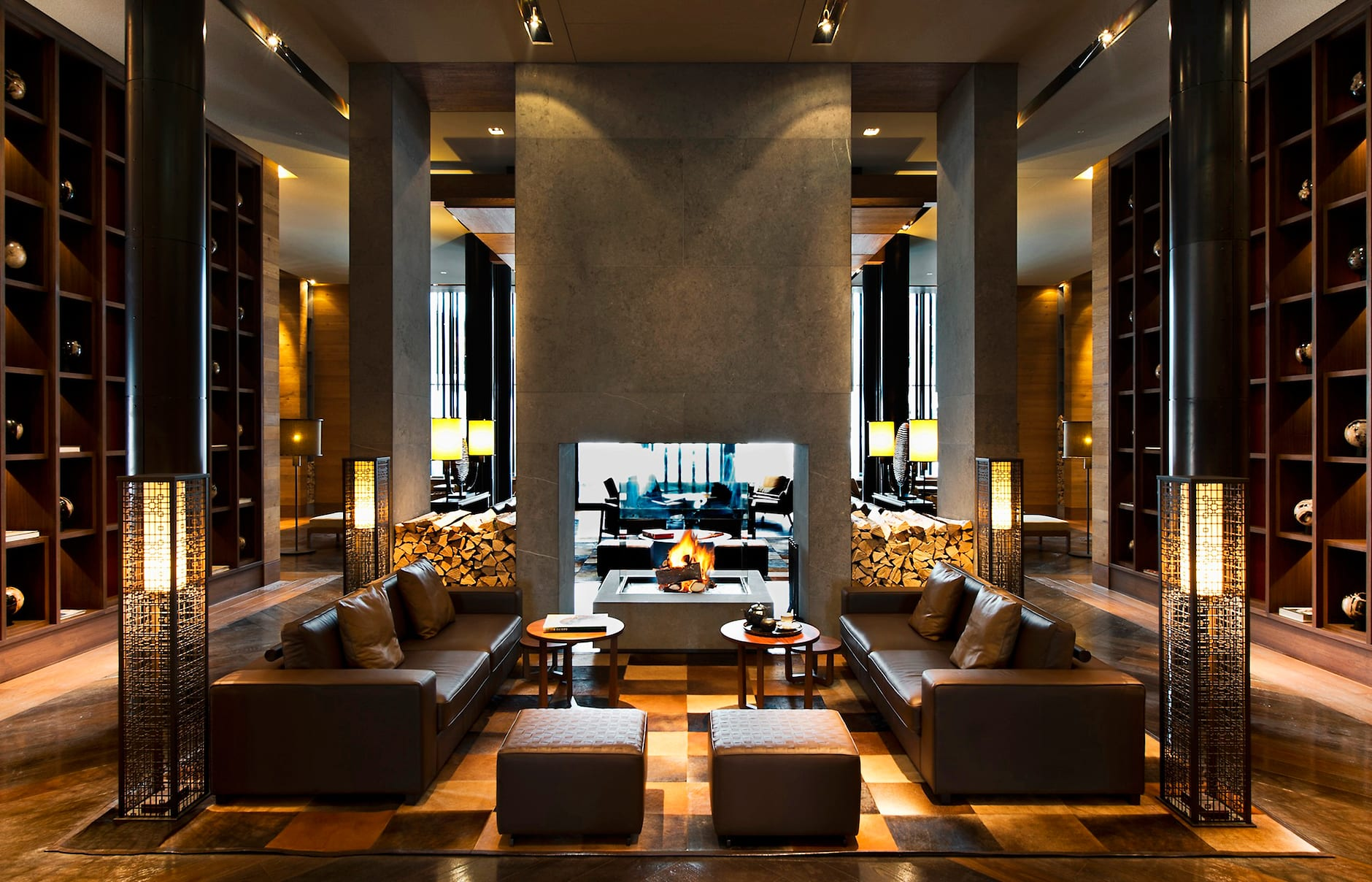 The chedi andermatt luxury hotels travelplusstyle for Hotel design schweiz