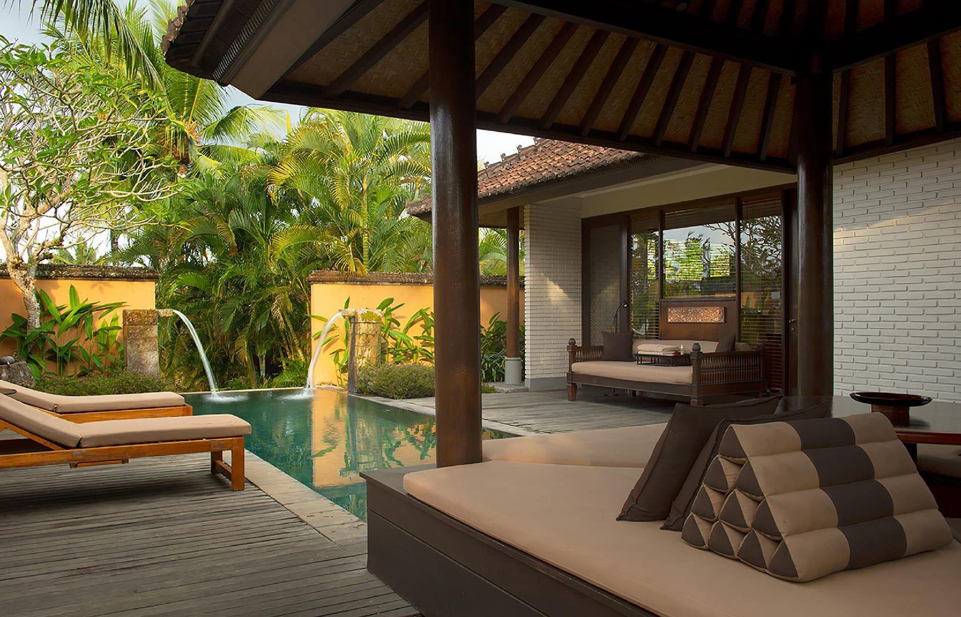 The Chedi Club Tanah Gajah, Ubud, Bali. Hotel Review by TravelPlusStyle. Photo © GHM Hotels