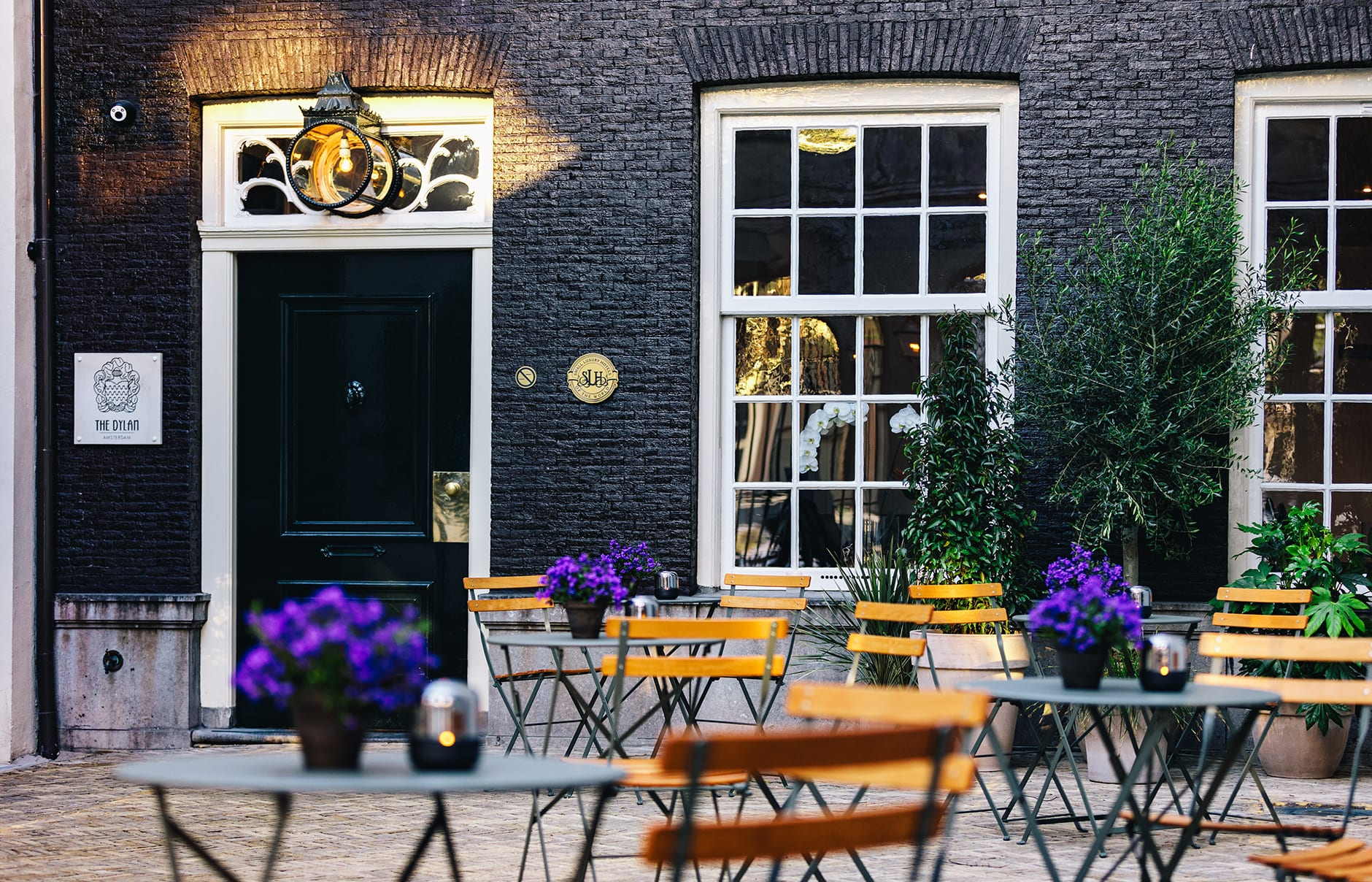 The Dylan, Amsterdam, Netherlands. Hotel Review by TravelPlusStyle. Photo © The Dylan Amsterdam