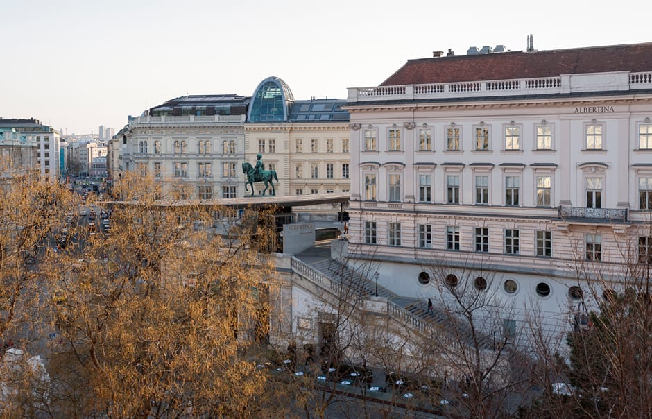 The Guesthouse Vienna, Austria. Hotel Review by TravelPlusStyle. Photo © The Guesthouse Vienna