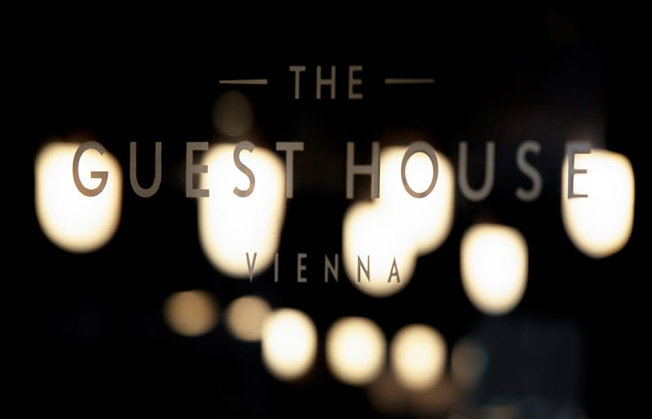 The Guesthouse Vienna, Austria. © The Guesthouse Vienna