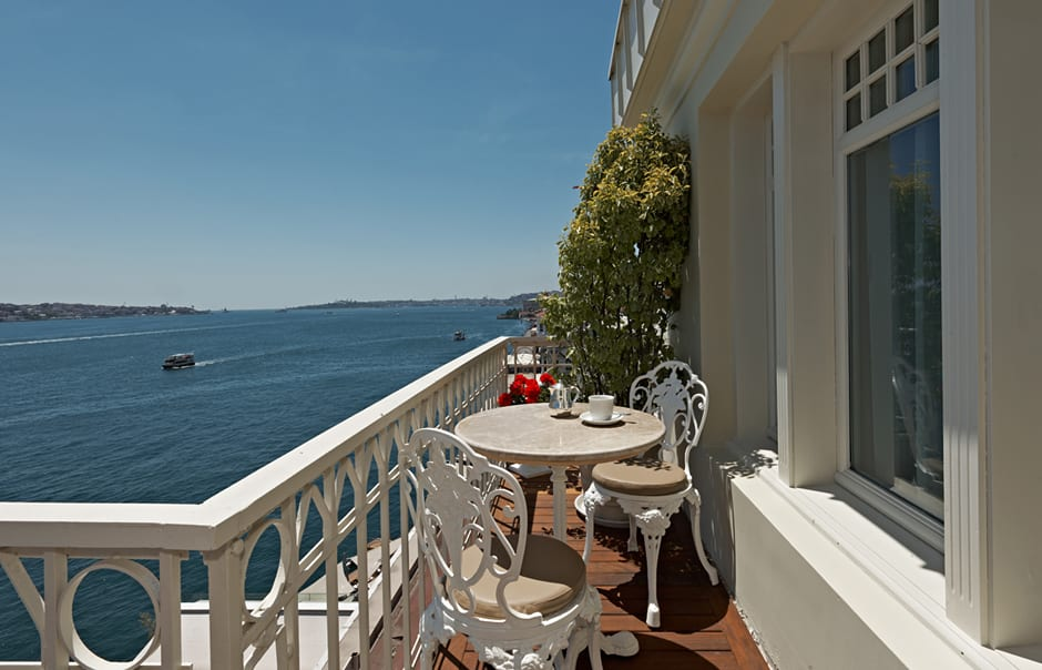 The Stay Bosphorus, Istanbul, Turkey. ©The Stay